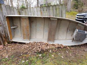 Aluminum boat for Sale in Milford, MI
