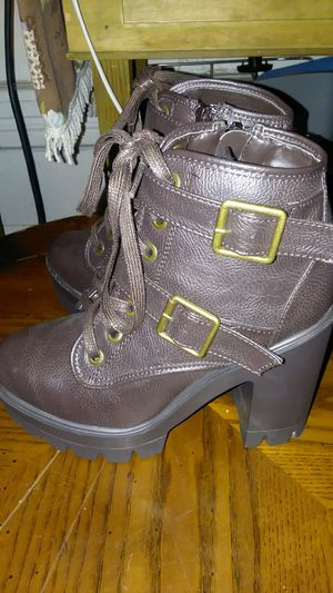Bamboo clog boots for Sale in Columbus, OH