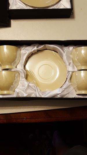 Antique China set, never been out of boxes. for Sale in Sterling Heights, MI