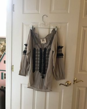 Figue Grey & Black Cover Up for Sale in Raleigh, NC