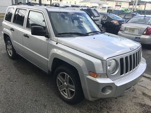 2007 JEEP Patriot 4x4 102k miles Clean Title Runs Great No Issues for Sale in Holmdel, NJ