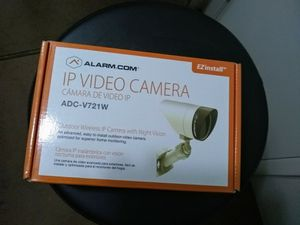 ADC VZ721 wireless outdoor camera with night vision 1080p for Sale in Duncanville, TX