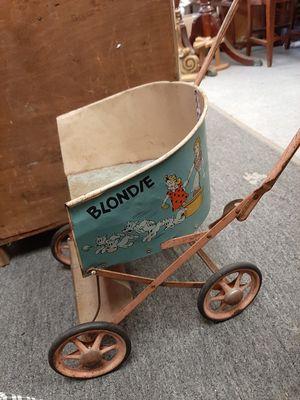 1930's Blondie stroller for Sale in Hammond, IN