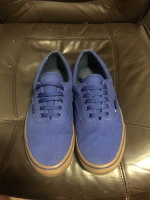 666d3c59e198 Low Top Gum Sole Vans Sz 11 for Sale in Joliet