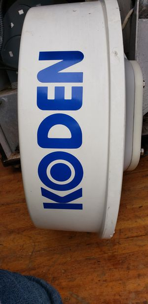 Koden scanner unit for Sale in Coventry, RI