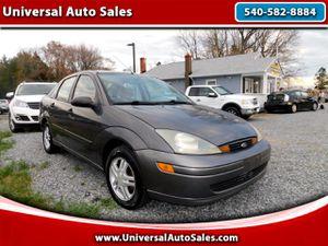 2004 Ford Focus for Sale in Spotsylvania Courthouse, VA