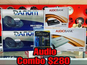 Audio Combo for Sale in Orlando, FL