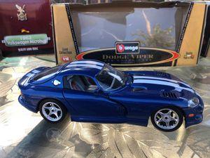 Burago Dodge Viper GTS Coupe 1996 for Sale in Turlock, CA