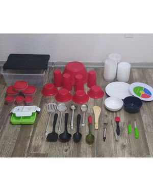Move out sale : kitchen items for Sale in Irving, TX
