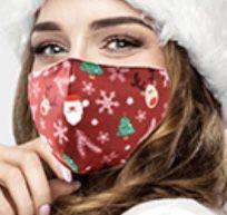 Santa mask for Sale in Parkville, MD