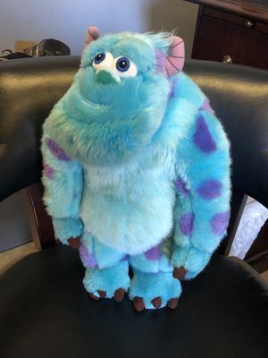 """Disney's Monsters Inc Sully Stuffed animal - about 16"""" tall for Sale in Griswold, CT"""