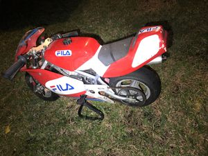 Super tiny 49cc pocket bike motorcycle for Sale in Boca Raton, FL
