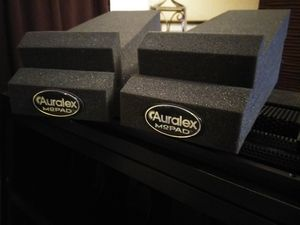 Auralex MoPad isolation monitor pads for Sale in West Palm Beach, FL