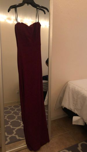 Prom dress medium for Sale in Avondale, AZ