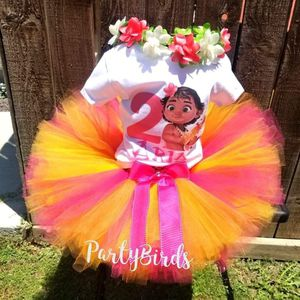 Moana tutu set for Sale in Bakersfield, CA