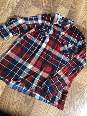 Plaid shirt for Sale in Pelham, NC