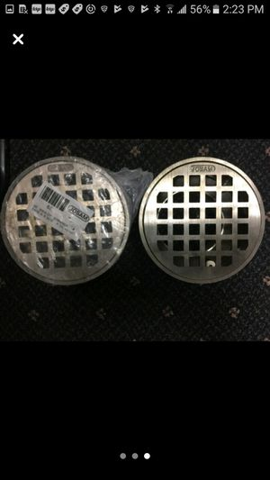 Type 6E – Josam round nikaloy tractor strainer floor drain for Sale in Brooklyn, NY