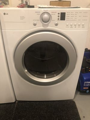 LG washer and dryer front loader for Sale in Salinas, CA