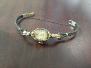 1952 Bulova vintage women's watch. for Sale in Houston, TX