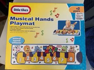 Musical Hands Playmat for Sale in Columbia, MD