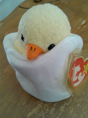 """1999 TY Beanie Babies """" Eggbert """" for Sale in Tollhouse, CA"""