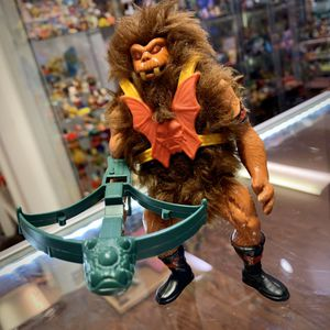 Vintage Heman and the Masters of the Universe Grizzlor Action Figure Complete With Weapon, MOTU Toy for Sale in Elizabethtown, PA