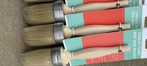 Chalky Paint and Wax Paint Brushes for Sale in Charlotte, NC