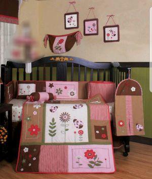 Baby Girl Crib Set for Sale in Hyattsville, MD