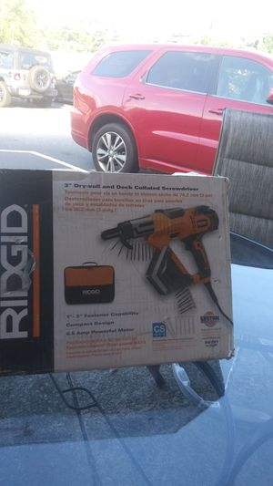 RidGid for Sale in Forest Park, GA