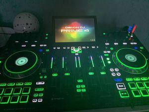 Denon DJ Prime 4 super offer for Sale in Harrisonburg, VA