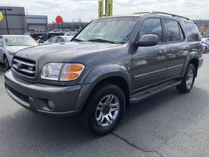 2003 Toyota Sequoia Limited !! Excellent ride Cheap for Sale in Alexandria, VA