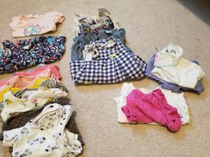 Lot of 12 month Baby Girl Summer Clothing for Sale in Virginia Beach, VA