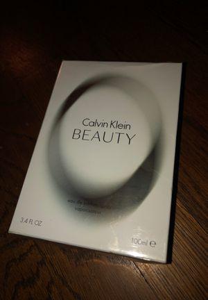 Calvin Klein Beauty perfume 3.4 oz for Sale in Stockton, CA