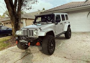 Sell my. 2012 Jepp Wrangler Sahara 4WD-Wheel for Sale in Providence, RI