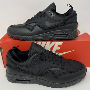 🆕 Nike Women's Air Max 1 Ultra 2.0 SI Running Shoes, Black - Size 8 (881103-002) for Sale in North Andover, MA