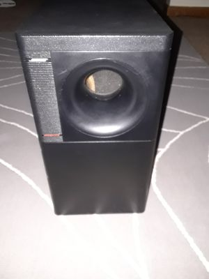 Bose bass box for Sale in Parma, OH