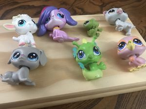 LPS TOYS . Good Condition .. for Sale in Coconut Creek, FL