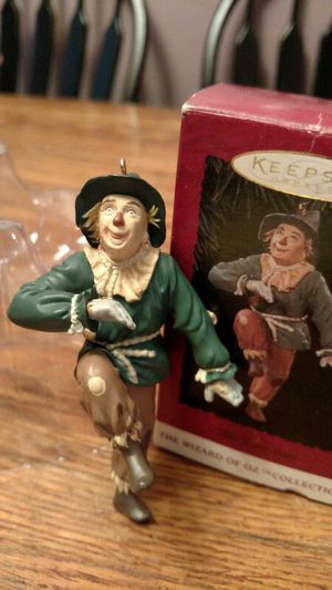 Hallmark Wizard of Oz Scarecrow for Sale in Charlottesville, VA