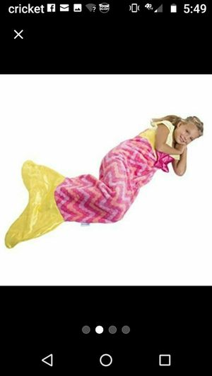 Child mermaid tail for Sale in Clearwater, FL