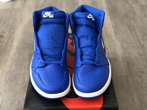 Air Jordan 1 Retro High OG Hyper Blue Sz 10 With_receipt_ for Sale in Acworth, GA