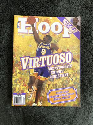 Kobe vintage collectible hoop magazine for Sale in Torrance, CA