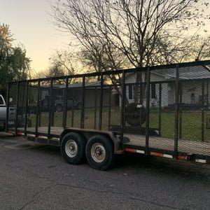 22 Ft Trailer 2 Axles for Sale in Fort Worth, TX