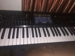 Korg Kronos 61 for pianos Yamaha motif samples for Sale in El Monte, CA