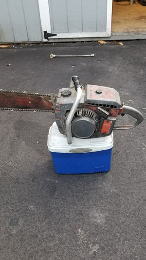 "Homelite 20"" bar Chainsaw for Sale in Chesterfield, VA"