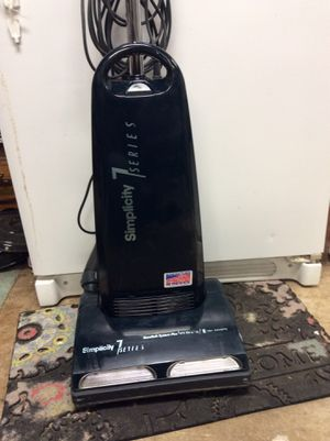 Rare Vintage Simplicity Upright Vacuum Cleaner Model 7750 for Sale in Vancouver, WA