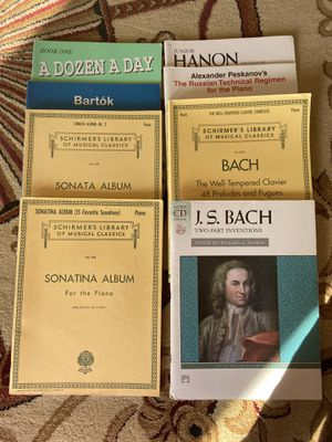 Piano Learning/Practice Books/Albums for Sale in Arlington, VA