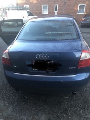 Audi A4 1.8t 2002 Quattro for Sale in Takoma Park, MD
