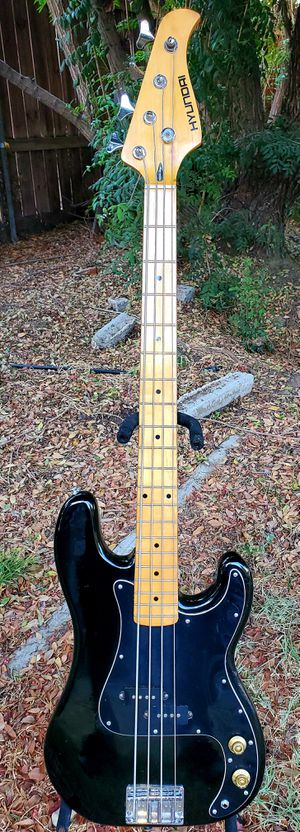 Vintage P- bass guitar for Sale in Covina, CA