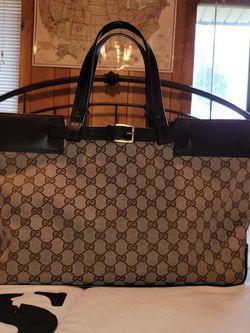 Gucci Tote Bag GG Canvas for Sale in Seattle,  WA