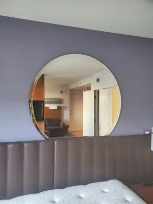 Round Mirror for Sale in Fontana, CA